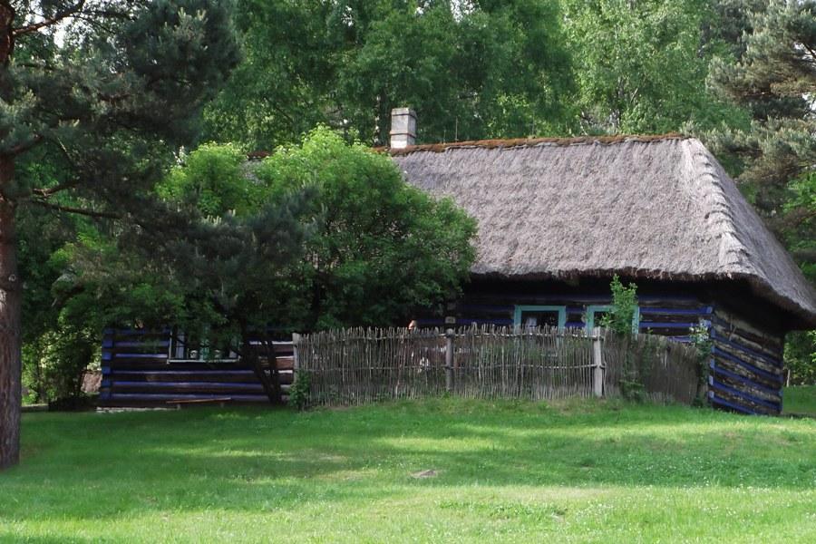 Chałupa 3 Foto Robert Kmieć Wygiełzów