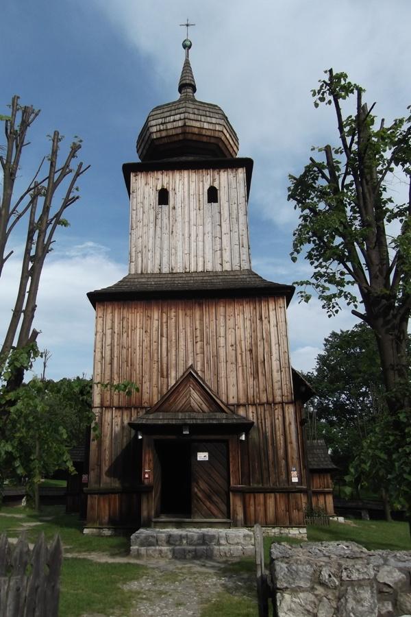 Kościół Foto Robert Kmieć Wygiełzów